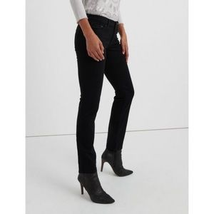 Lucky Brand Sweet Straight Mid Rise Jeans